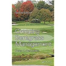 Creeping Bentgrass Management (English Edition)