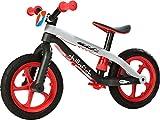 Chillafish BMXie-RS Bicicleta de Aprendizaje, Unisex niños, Rojo, Única