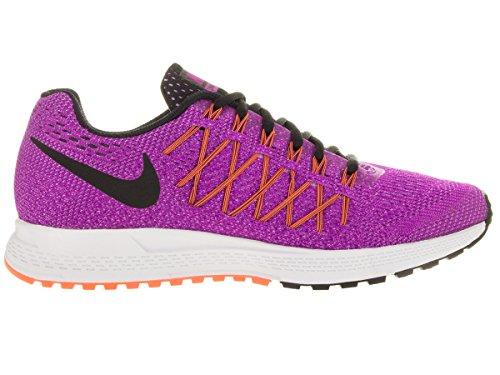 Nike Damen Wmns Air Zoom Pegasus 32 Laufschuhe Morado (Vivid Purple / Black-Fchs Glow)