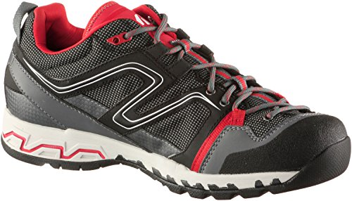 Millet Trident Rock, Chaussures de Randonnée Basses Homme Black / Red