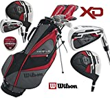 Best Golf Club Sets - Wilson Mens XD Profile Golf Set NEW FOR Review