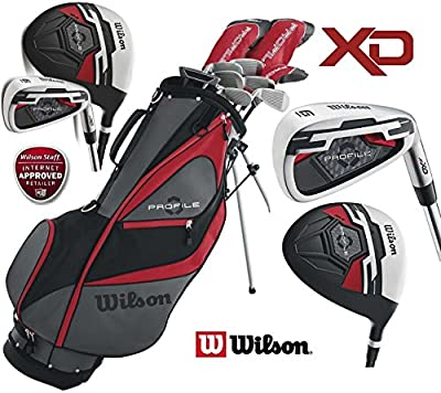 Wilson Profile XD Golfset