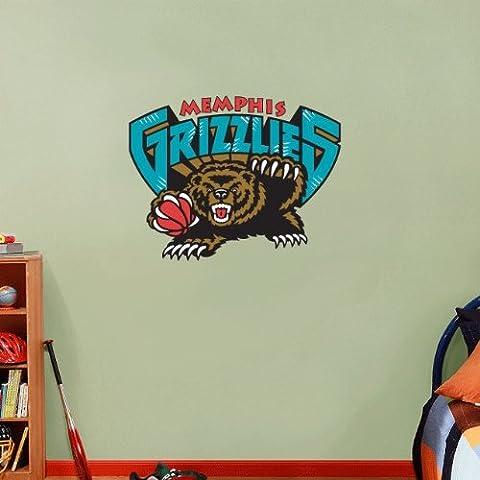 Basket NBA Memphis Grizzlies Home Decor-Adesivo da