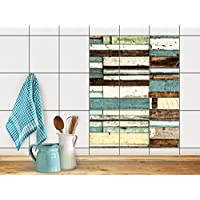 Bagno adesivi per piastrelle sticker decorativi casa e cucina - Adesivi decorativi per piastrelle ...