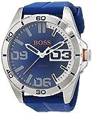 Hugo Boss Orange Homme Analogique Quartz Montres bracelet avec bracelet en Silicone -...
