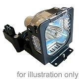 PHILIPS Ersatz-Lampenmodul für BENQ 5J.J5E05.001-EP5127P, EP5328, BENQ MS513, MW516 Projektoren, MX514, MW516 Projektoren