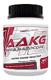 Trec Nutrition AAKG Mega Hardcore Booster Muskelaufbau Aminosäure extremer Pump mit L-Citrullin-Malat Bodybuilding 120 Kapseln