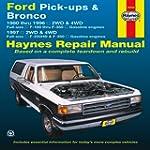 Ford Pick-ups & Bronco Automotive Rep...