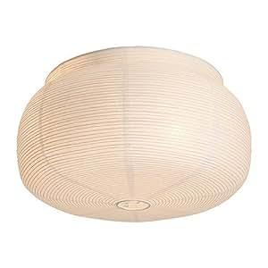 ikea vate lampe de plafond blanc 38 cm cuisine maison. Black Bedroom Furniture Sets. Home Design Ideas