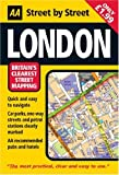 London (AA Street by Street)