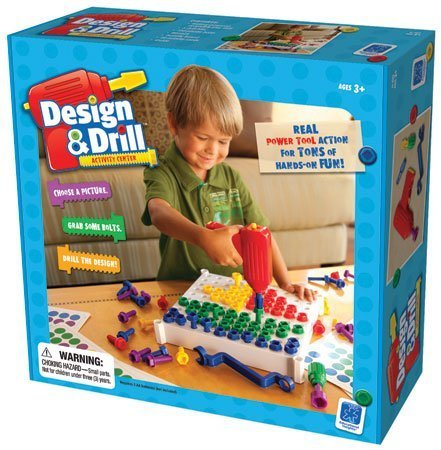 Design & Drill Activity Center by Brybelly