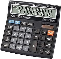 Citizen CT-555N Desktop Calculator