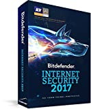 #9: Bitdefender Internet Security 2017 - 1 PC, 1 Year [CD-ROM] Windows