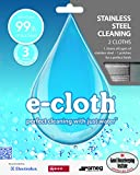 E-cloth Stainless Steel Cleaning Pack Silver