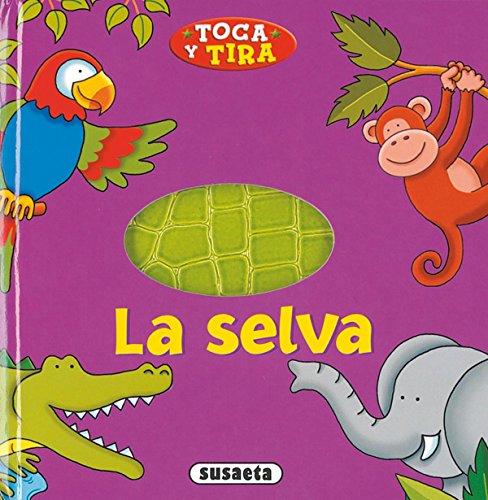 La Selva/ The Jungle (Toca Y Tira) por From Susaeta