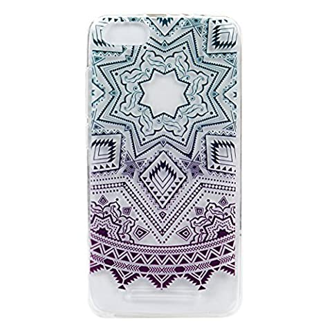 BONROY® Wiko Lenny 3 Coque Housse Etui,Fashion Belle Ultra-Mince Thin Soft Silicone Etui de Protection pour Souple Gel TPU Bumper Poussiere Resistance Anti-Scratch Case Cover Couverture Pour Wiko Lenny