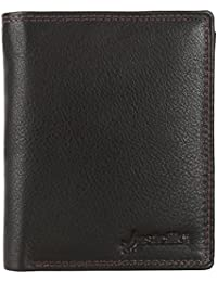 Hawai Brown Leather Wallet For Men