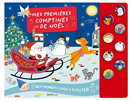 Mes premières comptines de Noël (1CD audio)