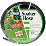 Hozelock Soaker Hose, 25 m x 12.5 mm