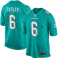 Nike Men's LARGE MIAMI DOLPHINS Home Game Jersey (Jay Cutler)