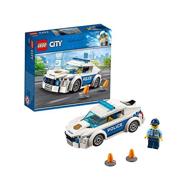 LEGO City - Auto di pattuglia della polizia, 60239 1 spesavip