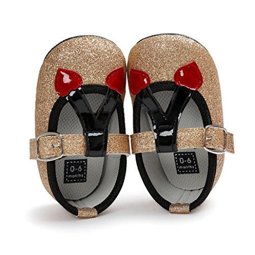 Sneakers Igemy Ocasional Ouro Macios Cherry Baby Únicos Sapatos Criança Princess Z6aqw0pZ