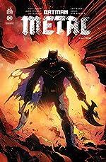 Batman métal, Tome 1 - La forge de Scott Snyder