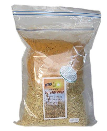 Hiller Rehburger Getreide-Bratling 1 kg vegan