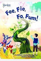 Fee,Fie,Fo,Fum! Spiral-bound