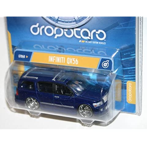 INFINITI QX56 Dropstars 1:50 Scale (4