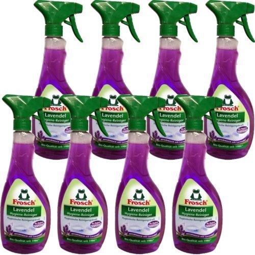 frosch-lavendel-hygiene-addetto-alle-pulizie-8-pack-8-x-500-ml