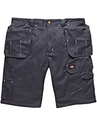 Dickies WD802 GY 46 Redhawk Pro Short Taille 62 Gris
