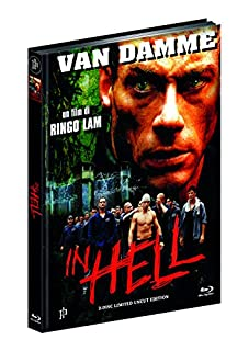 IN HELL - Rage Unleashed (Blu-ray + DVD) - Cover C - Mediabook - Limited 500 Edition
