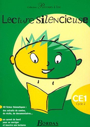 Lecture silencieuse - CE1. Fichier