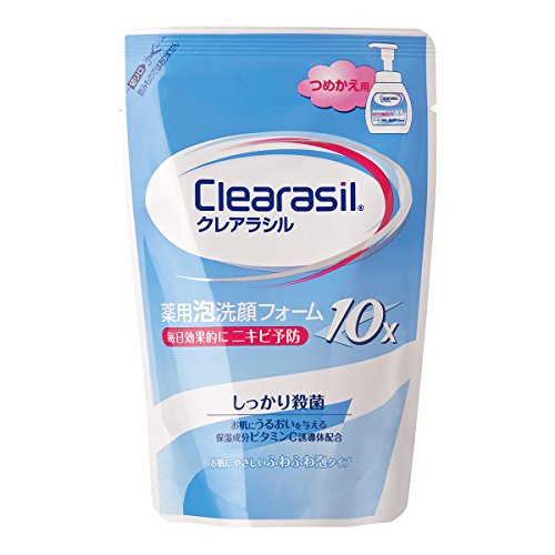 clearasil-medical-bubble-face-wash-foam-for-refill-180ml-by-clearasil