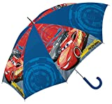 Kids Cars Paraguas Clásico, 66 cm, Rojo