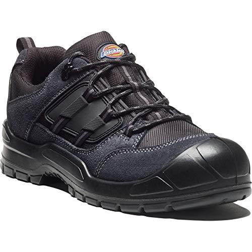 Sicherheitsschuhe Everyday von Dickies, Herrenschuhe mit Stahlkappe an den Zehen Größe 42 Slip-resistant Steel Toe Uniform