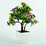 #7: Hyperboles Artificial Plant with pot(11 inch)
