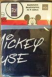 Möve Mickey Mouse Badetuch Strandtuch 75x150cm