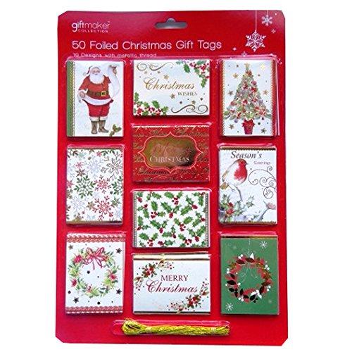luxus-goldfolien-weihnachts-geschenk-etiketten-saisonal-packung-mit-50-10-verschiedene-designs-mit-m
