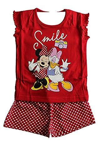 Original Minnie Mouse de marque Disney enfants personnage de filles