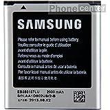 TPC© Original Bateria Samsung EB585157LU para Samsung Galaxy Core 2 G355 (Sustituye a EB-BG355BBE), Galaxy Beam i8530 , 2000mAh, Bulk