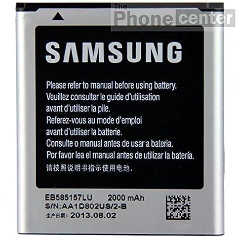 TPC© Original Samsung EB585157LU Akku für Samsung Galaxy Core 2G355(ersetzt eb-bg355bbe), Galaxy Beam i8530, 2000mAh, Bulk