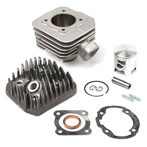 AIRSAL - 33444/54 : KIT motor cilindro piston completo de aluminio AIRSAL  65cc