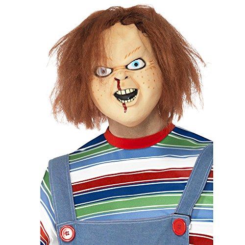 rderpuppe Mörder Killer Chuckymaske Halloween (Braut Von Chucky-maske)