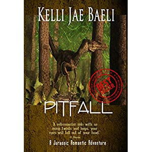 Pitfall (A Jurassic Romantic Adventure): Lesbians. Dinosaurs. Time-Travel. Fun. (English Edition)
