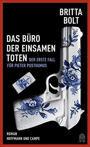 Buchseite und Rezensionen zu 'Das Büro der einsamen Toten' von Britta Bolt