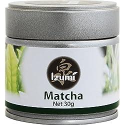 Izumi Matcha Bio: 30g Dose
