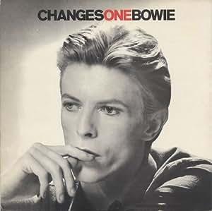 CHANGESONEBOWIE VINYL LP[RS1055]1973 DAVID BOWIE