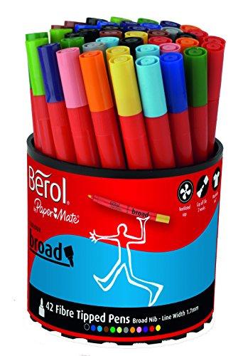 berol-br30073-colourbroad-stifte-sortiert-farbe-auf-wasserbasis-42-stuck